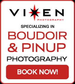 Pinup & Boudoir Photography