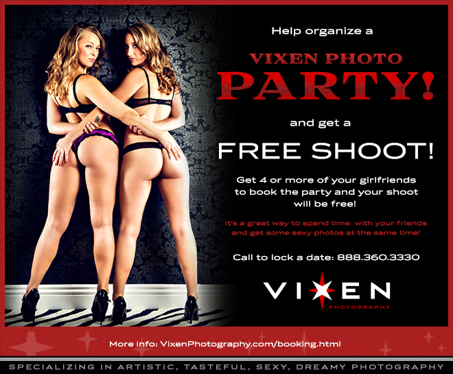 VIXEN Photo Parties